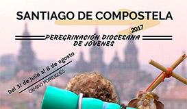Peregrinación Diocesana de Jóvenes a Santiago de Compostela