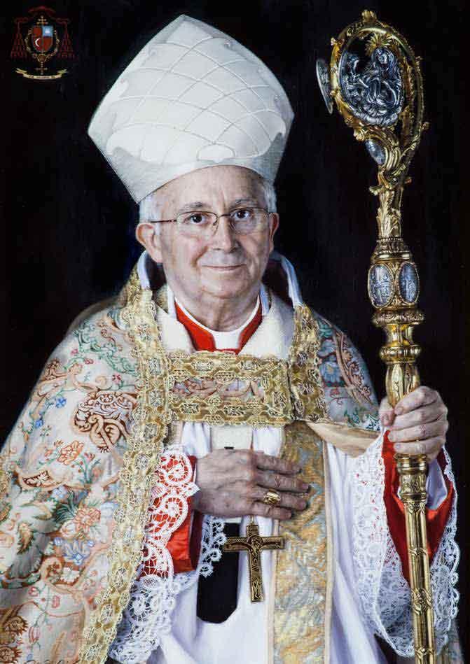Imagen de Arzobispo don Antonio Cañizares Llovera