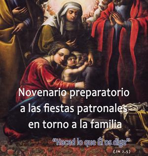 Novenario de las familias