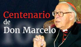 Centenario del nacimiento de don marcelo