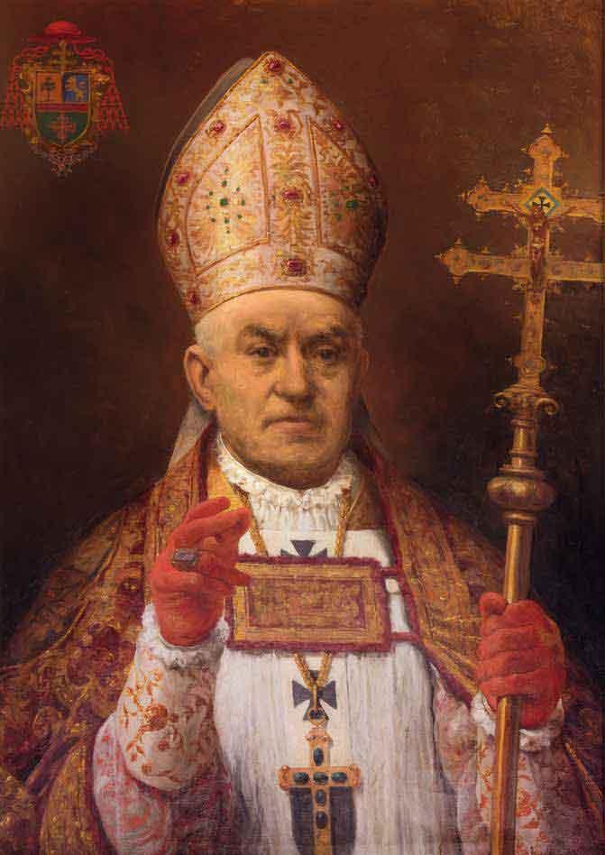 Imagen de Arzobispo Beato don Ciriaco María Sancha y Hervás