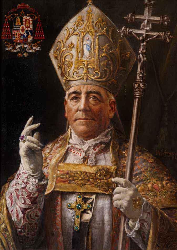 Imagen de Arzobispo don Victoriano Guisasola y Menéndez