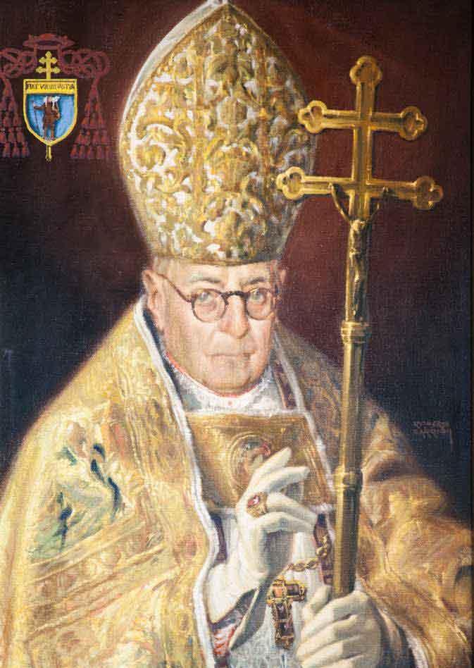 Imagen de Arzobispo don Enrique Plá y Deniel