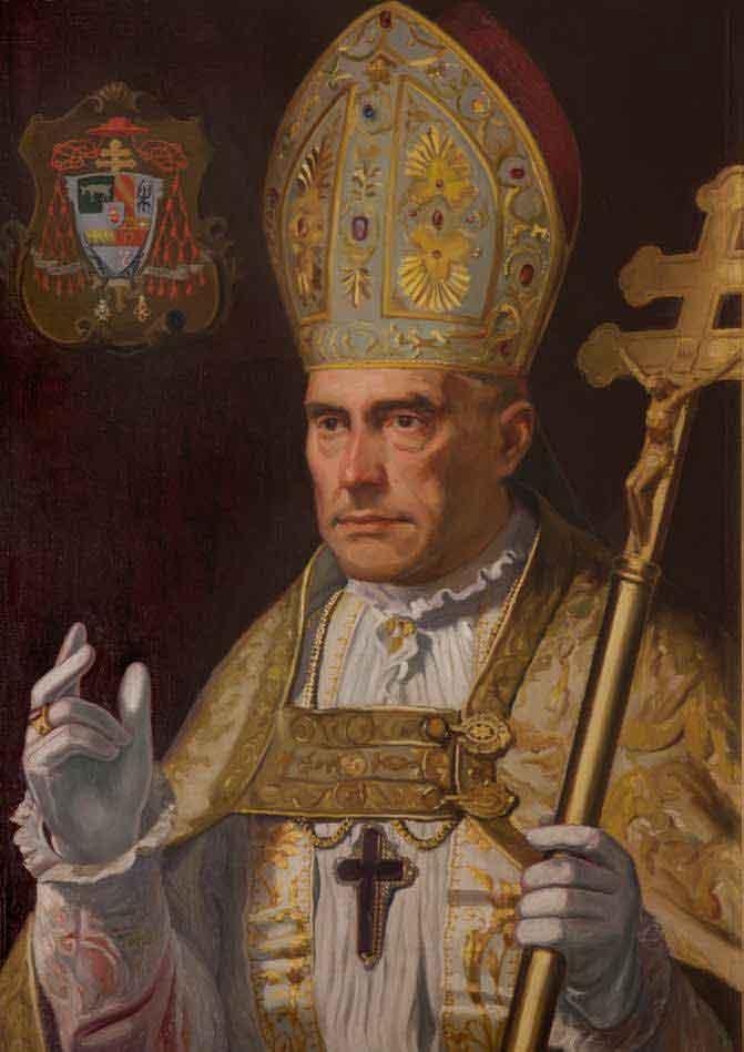 Imagen de Arzobispo don Enrique Reig y Casanova