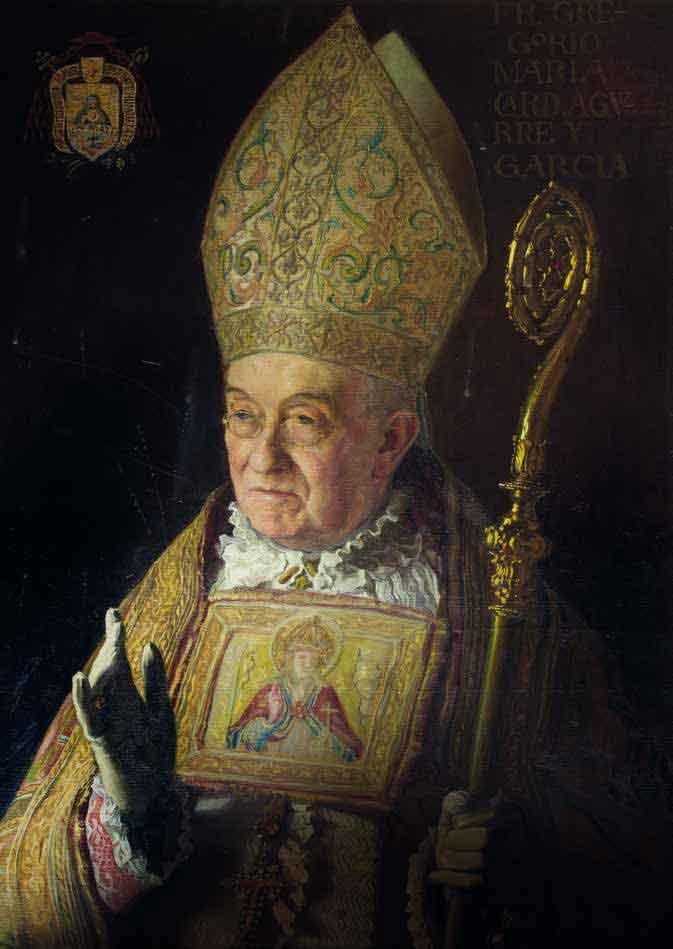 Imagen de Arzobispo don Gregorio Mª Aguirre García