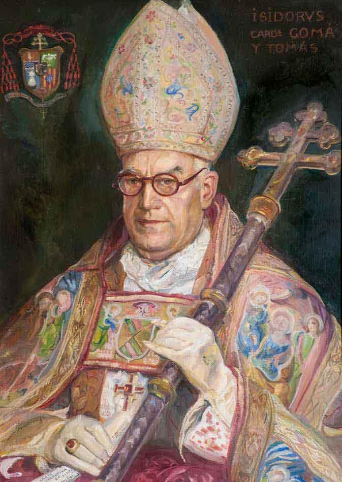 Imagen de Arzobispo don Isidro Gomá y Tomás