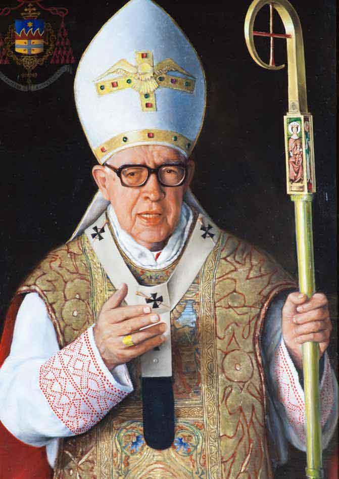 Imagen de Arzobispo don Marcelo González Martín