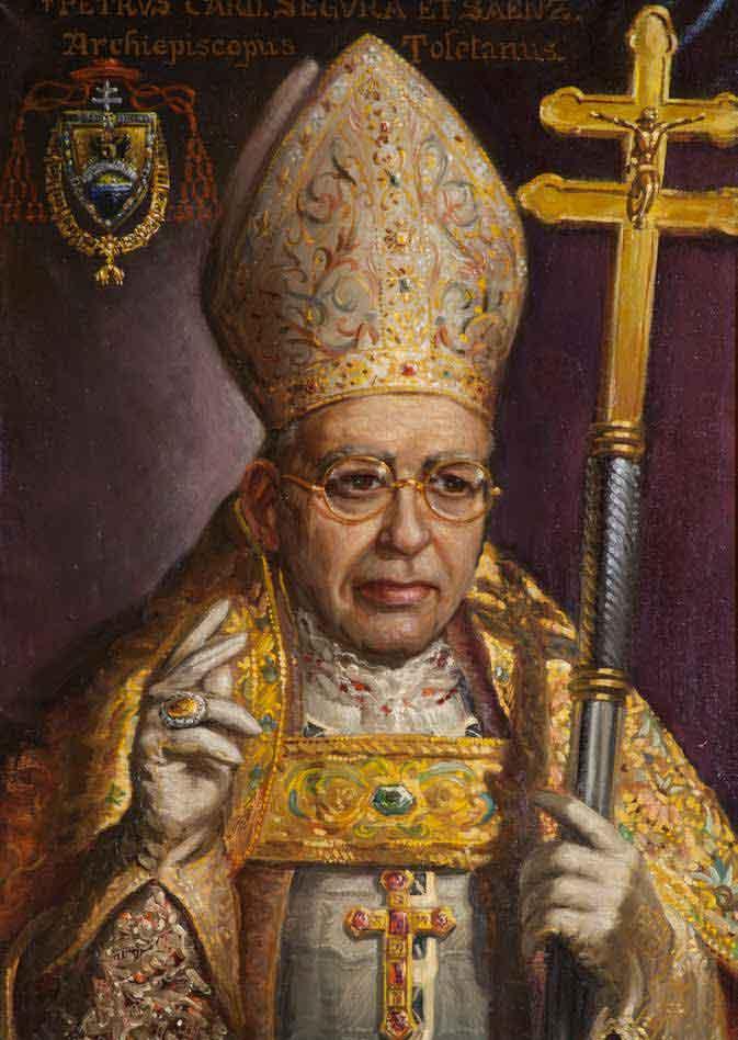 Imagen de Arzobispo don Pedro Segura y Sáenz
