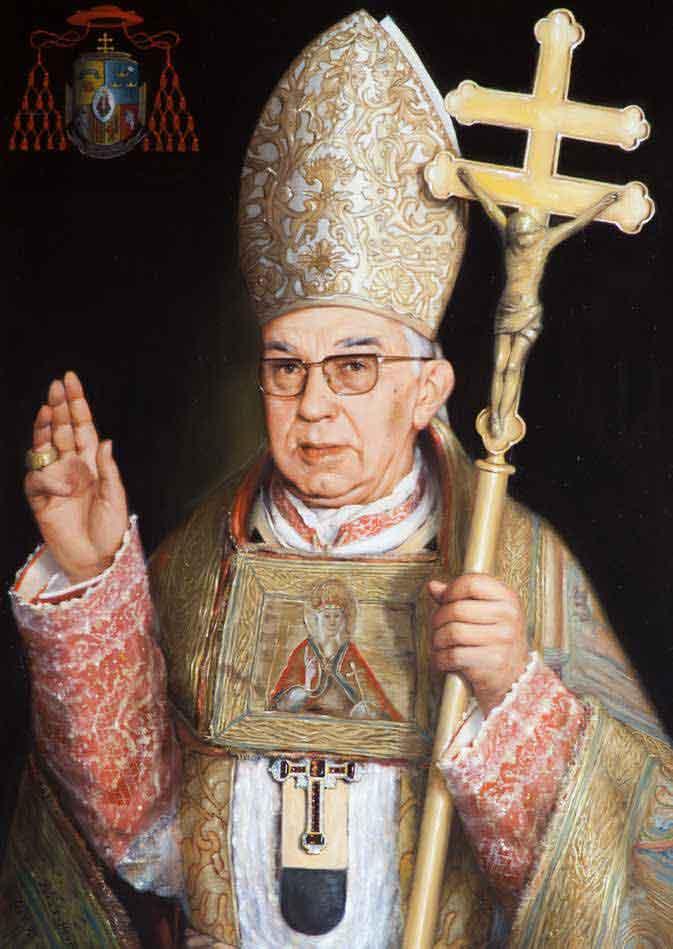 Imagen de Arzobispo don Vicente Enrique y Tarancón